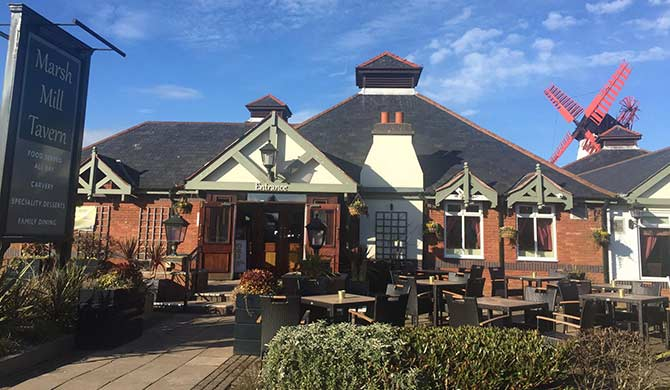 Tavern At The Mill Thornton-Cleveleys
