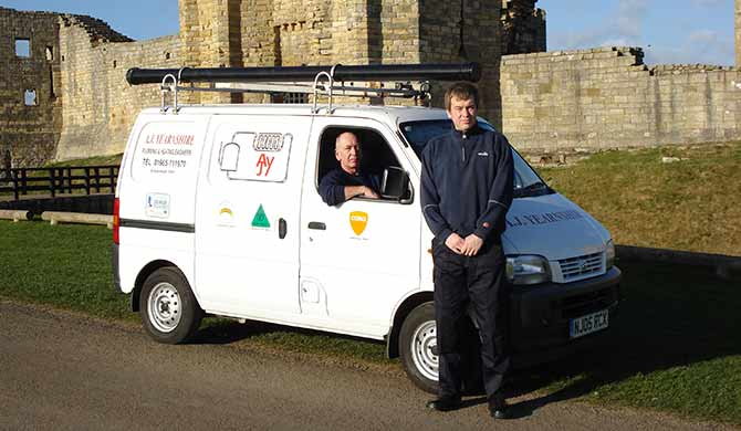 A.J. Yearnshire Plumbing and Heating Amble